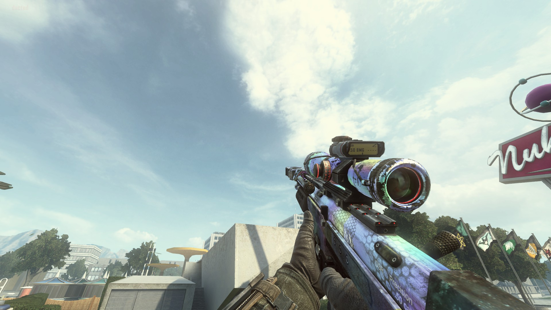Release - BO2 Basic Rainbow Camo | CabConModding