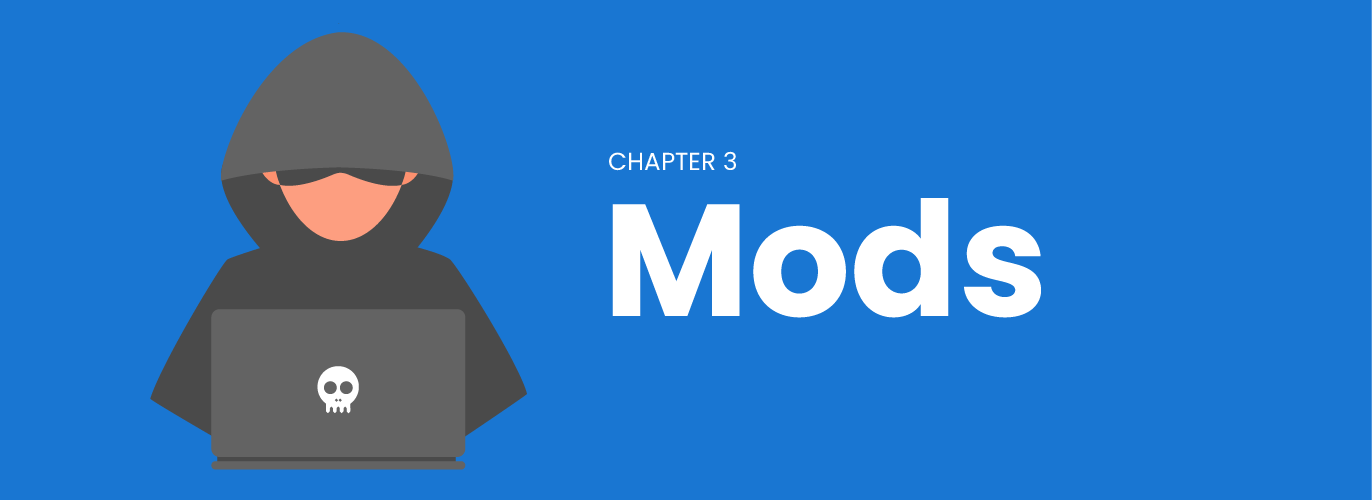 CHAPTER 3  MW3 Mods
