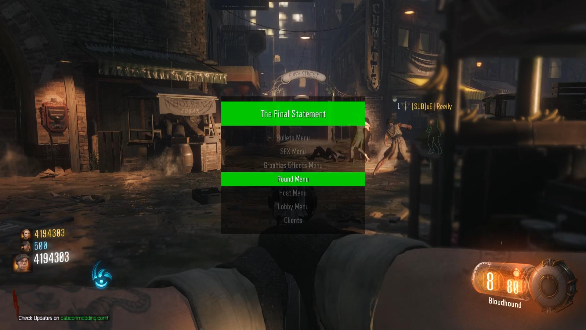 Release - Black Ops 3 Zombie GSC Mod Menu