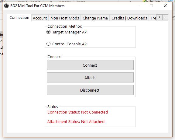 Release - BO2 Mini RTM Tool By Me | CabConModding