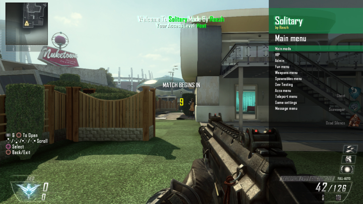 Release - BO2 GSC Solitary by Reezh | CabConModding