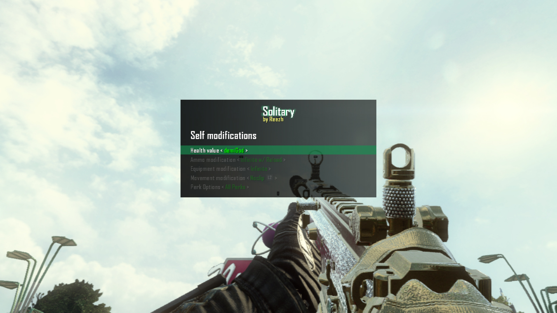 Release - Call of Duty: Black Ops 2 GSC/GSCR Mod Menu